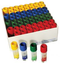 Cryo Tubes With Beads Sterile Assorted 4 pcs (BB Mar 17) 50% OFF